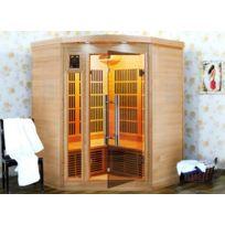 France Sauna - Sauna Infrarouge Apollon 2/3 Personnes