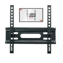Mecer - Mini support mural Tv de 25 à 82 cm slim