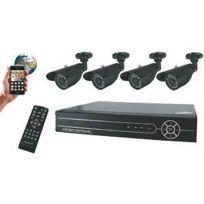 Elro - Enregistreur numérique 500 go 4 canaux Elr_FA420DVR
