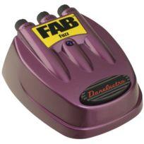 Danelectro - Fab Fuzz D-7 Pédale de fuzz Import Royaume Uni
