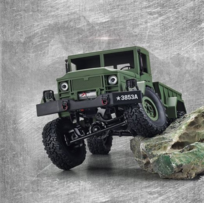 TORRO - Camion Militaire US 1/16 Green RTR