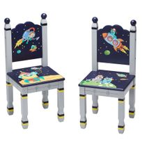 FANTASY FIELDS - Ensemble de 2 chaises Outer Space