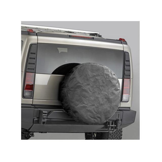 carpoint housse b che de protection voiture auto camping car 4x4 roue de secours 15 16 pas. Black Bedroom Furniture Sets. Home Design Ideas