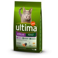 Ultima - Croquettes - Chat Steril Saum 7.5Kg