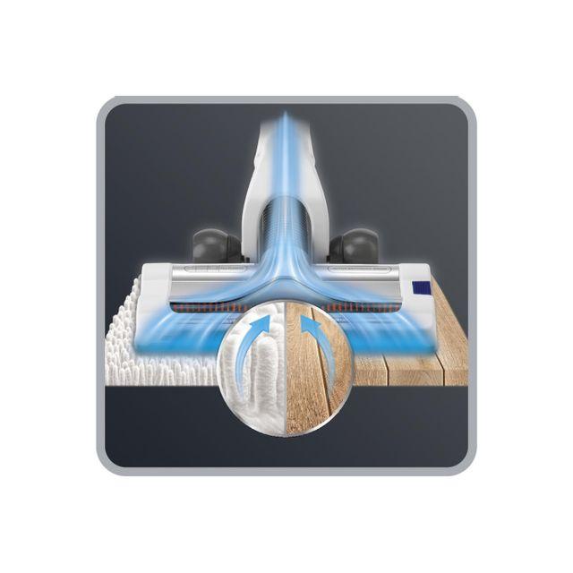 ROWENTA - Aspirateur Balai AIR FORCE 360 ALL FLOORS & PLUS - RH9079WO