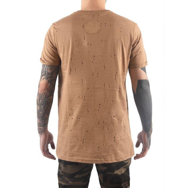 Project X Tee shirt Destroy Paris, Taille: S, Couleur
