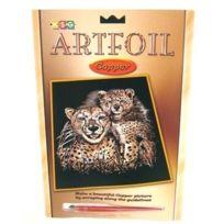 Kitfix Swallow Group Ltd - Ksg Artfoil Copper GuÉPARD & Ours