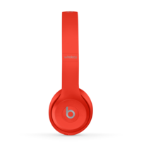 Casques Bluetooth Solo 3 rouge