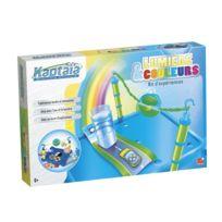 Kaptaia - Cle62135 - Jeu éducatif et scientifique - Kit d'expériences Lumière Couleurs