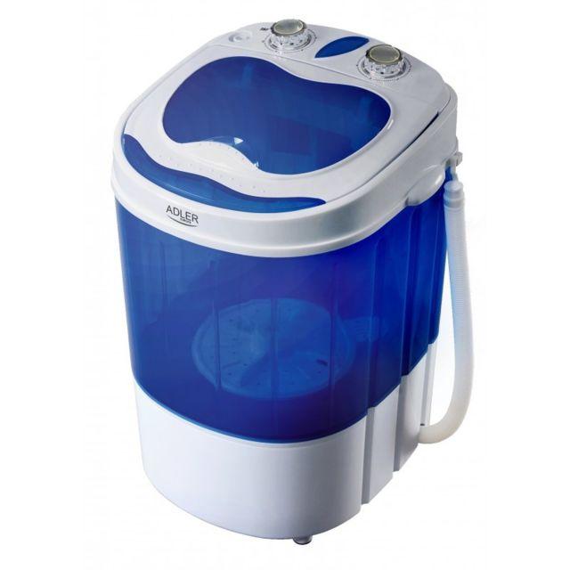 Adler Mini machine à laver 3 kg
