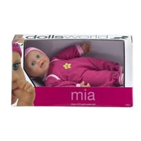 Peterkin - Dolls World Mia 25CM PoupÉE 8539