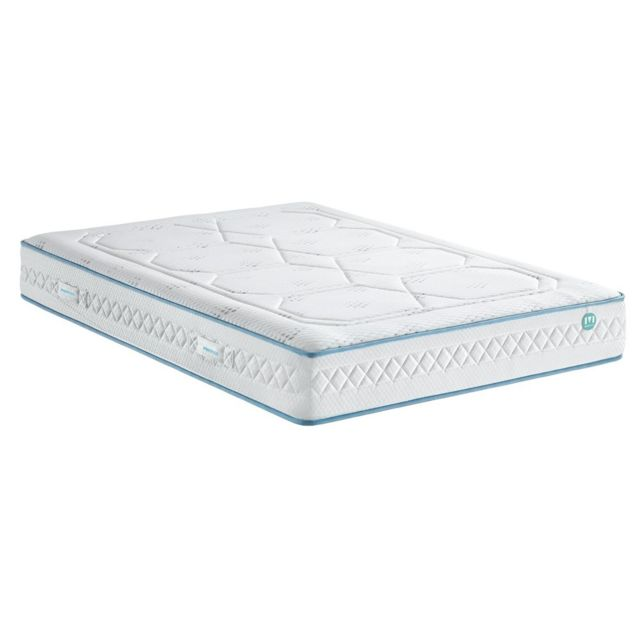 Merinos Matelas Soft Night 27 cm 140x200