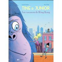 Frimousse - Tine et Junior tome 1 ; les vacances de King Kong