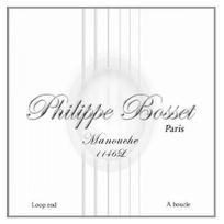 Bosset - Jeu de cordes guitare manouche Philippe - 11-46 à boucle