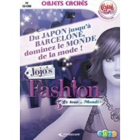 Mindscape - Jojo'S Fashion Show 3 - Le Tour Du Monde - Jeu Pc