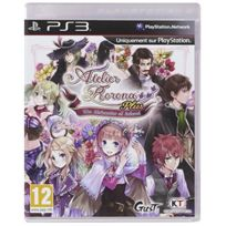 Playstation 3 - Atelier Rorona Plus