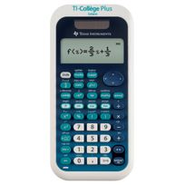 TEXAS INSTRUMENTS - Calculatrice scientifique TI-Collège Plus