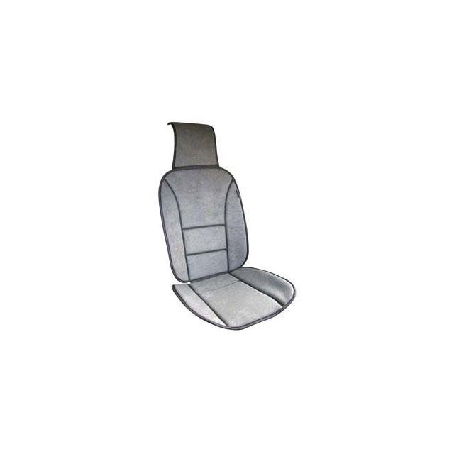 Ergoseat - Couvre siège Navy gris 910503