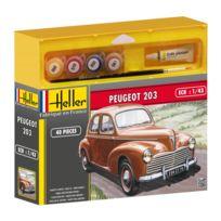 Heller - Maquette Voiture : Peugeot 203