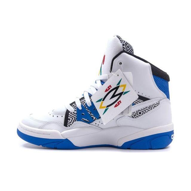 Adidas Baskets Mutombo Og Blanc pas cher Achat Vente