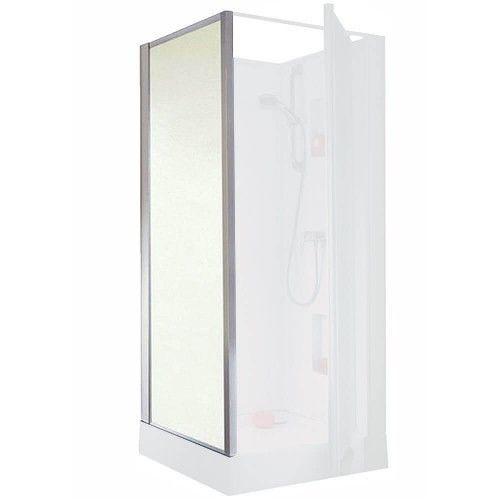 Leda kit d 39 encastrement pour cabine de douche izibox et - Kit de douche pas cher ...