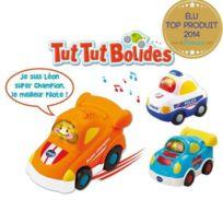 Vtech Baby - Tut Tut Bolides Coffret Trio Police