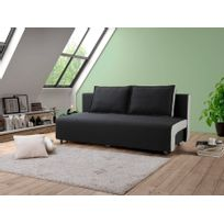 canape vicky achat canape vicky pas cher rue du commerce. Black Bedroom Furniture Sets. Home Design Ideas