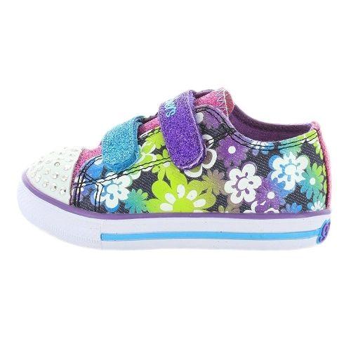 Skechers - Chit Chat Chaussure Bébé Fille - pas cher Achat   Vente  Chaussures, chaussons - RueDuCommerce a4c9c5157f89