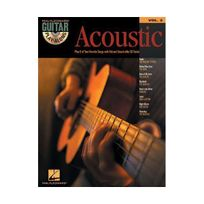 Hal Leonard - Guitar Play-Along Vol.002 Acoustic Tab + Cd