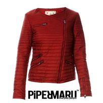 Piper Maru - Doudoune femme Agency Terracota Rouge