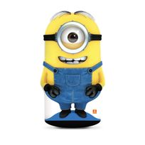 UNIVERSAL PICTURES - Punching-ball gonflable Minions - H 87 cm - Dès 3 ans