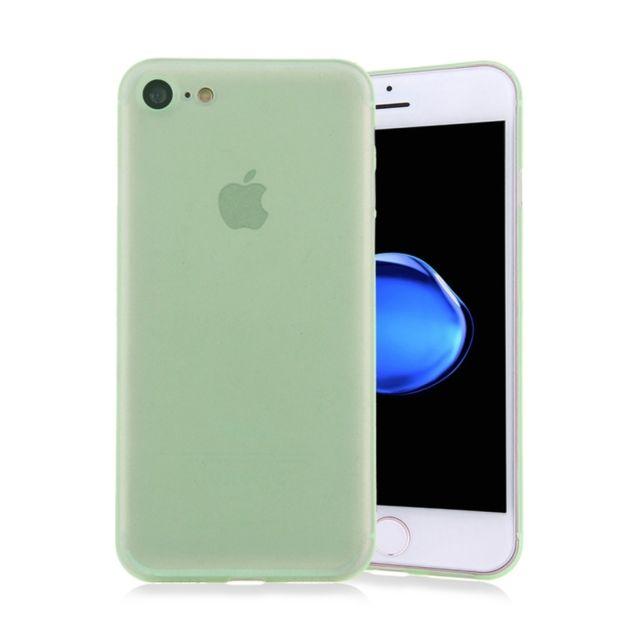 coque vert iphone 8