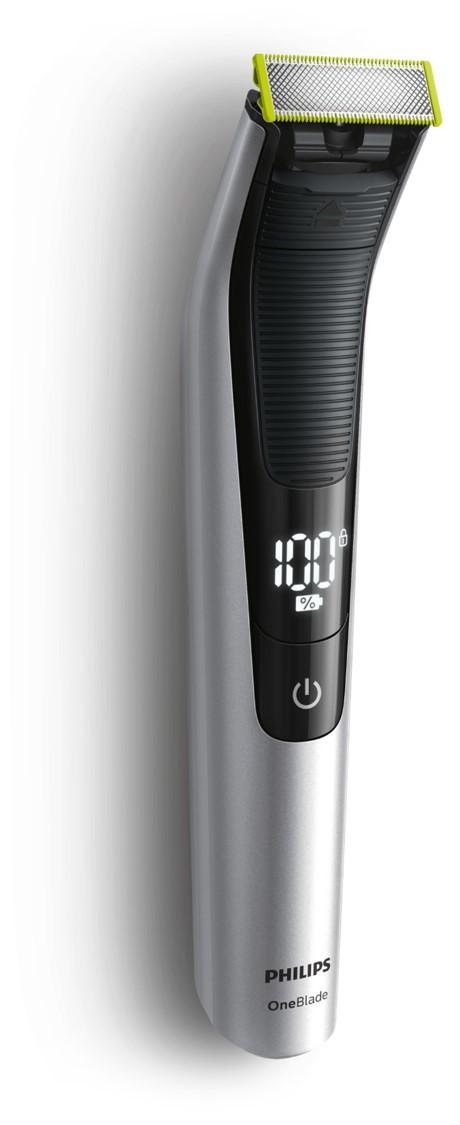 philips tondeuse barbe oneblade pro qp6520 20 pas cher achat vente rasoir lectrique. Black Bedroom Furniture Sets. Home Design Ideas