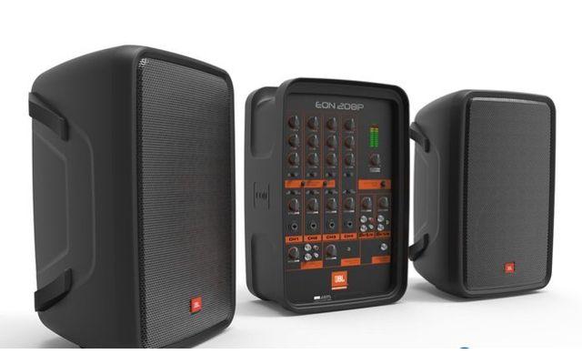 Jbl Sono portable Eon 208P
