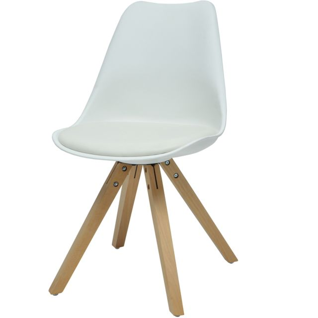 Last Meubles Lot de 4 chaises Lina