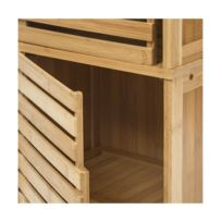 Deco salle de bain bambou - catalogue 2019 - [RueDuCommerce - Carrefour]