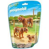 Playmobil - 310524 - Le Zoo - 6645 - Tigres