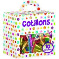 Rubies - Coffret Cotillons 10 Personnes