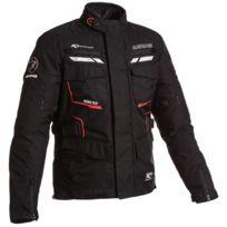 Bering - veste moto Shield textile homme hiver Gore Tex noir Btv120 Xl 54-56 Fr