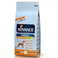 Advance Diet - Croquettes Advance pour chiens Medium Adult Sac 14 kg