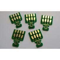 EMCOTEC - Platine PCB 8 pins x5