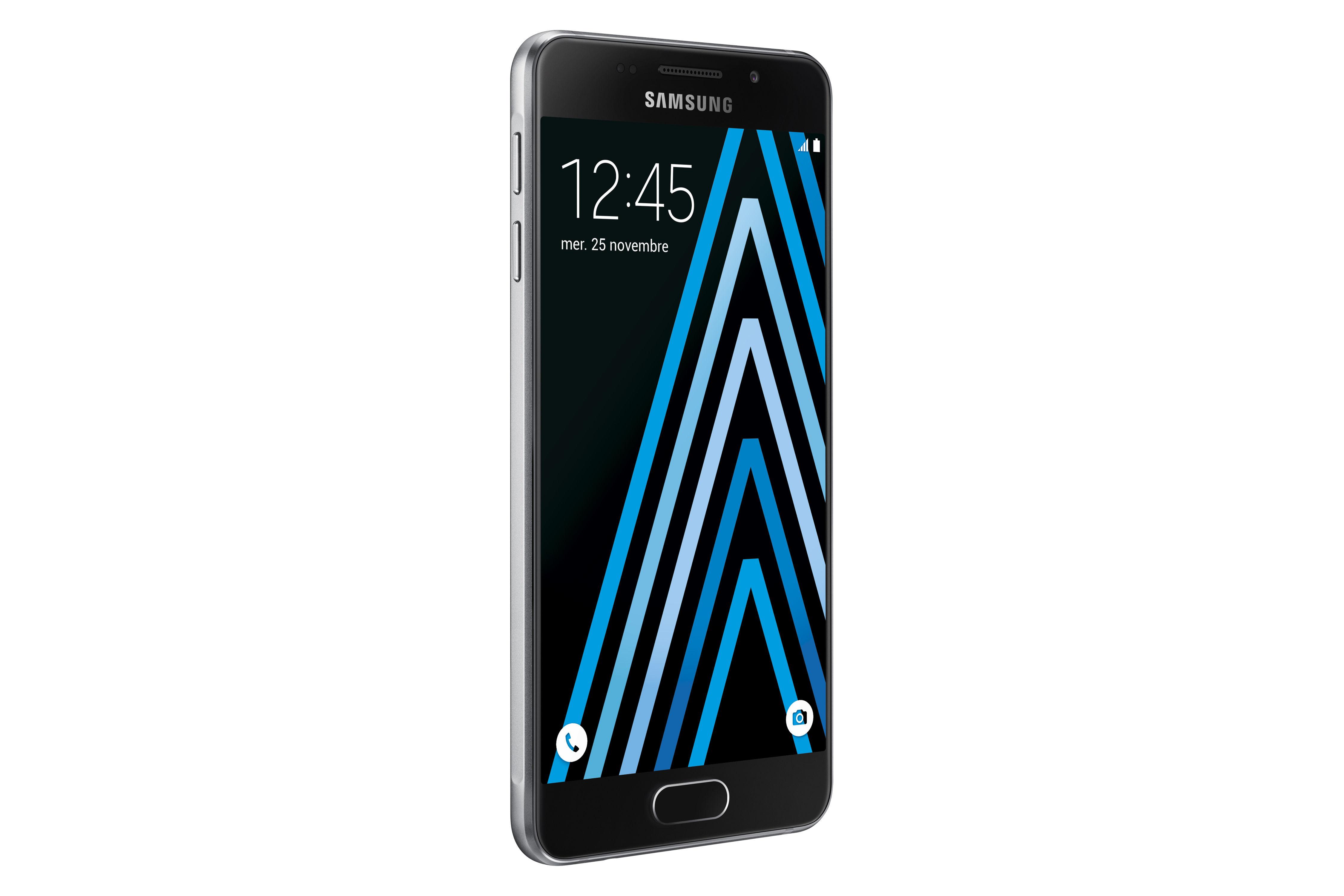Galaxy A3 2016 Noir