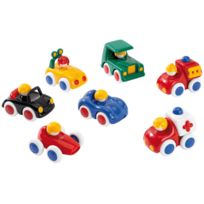 Tolo Education - mini vehicules - lot de 7