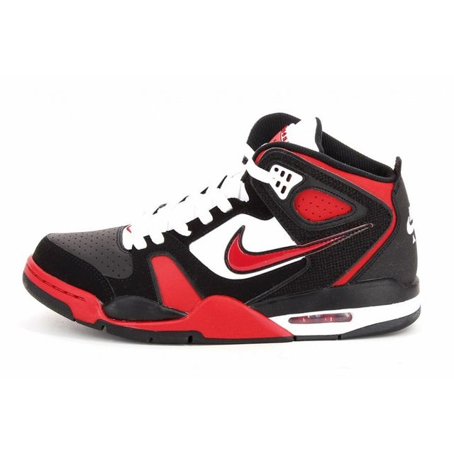 d4e8d5cabb0 Nike - Basket Air Flight Falcon - Ref. 397204-066 - pas cher Achat   Vente Baskets  homme - RueDuCommerce
