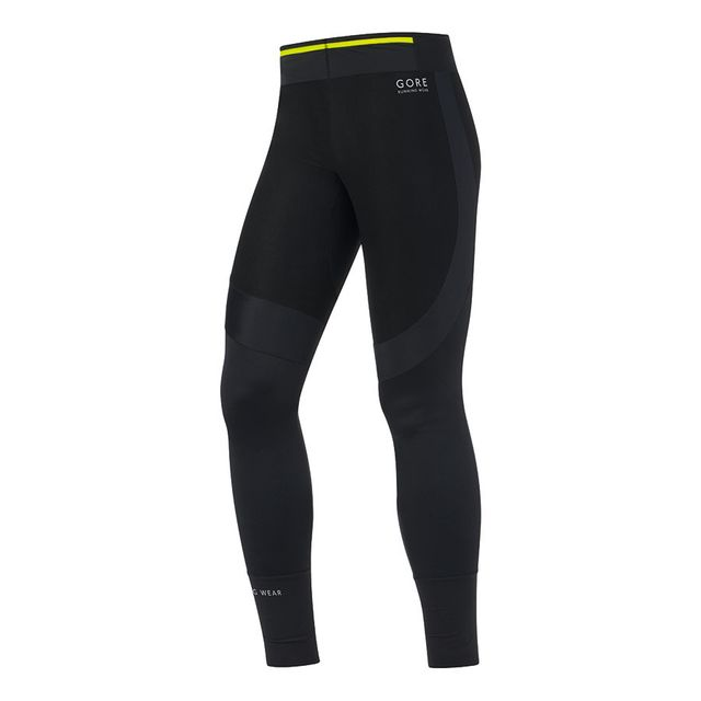 Gore Running Wear Collant long Fusion Gws Windstopper noir