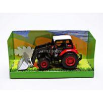 Mondo Motors - Lindner Tracteur avec godet a terre - 1/43 - 61003Terre