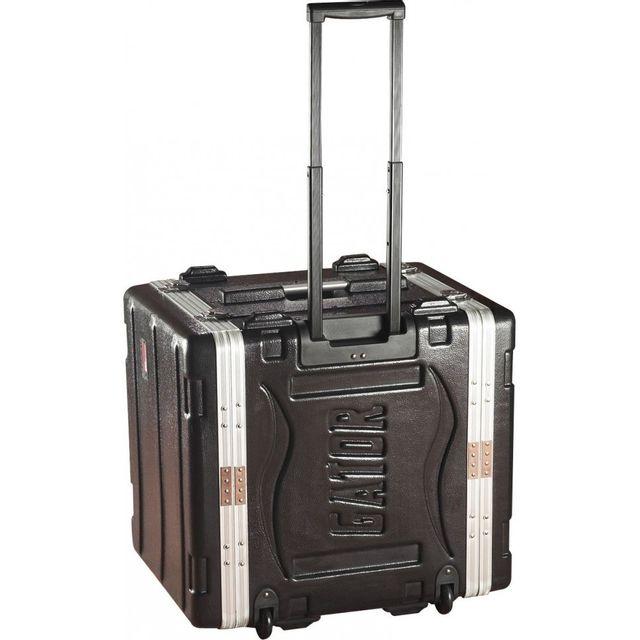 Gator - flight case rack 19'' 4 unités à roulettes - Grr4L