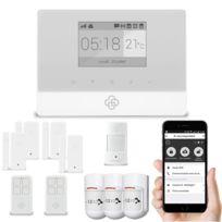 SecuriteGOODdeal - Kit alarme maison sans fil Gsm Appure