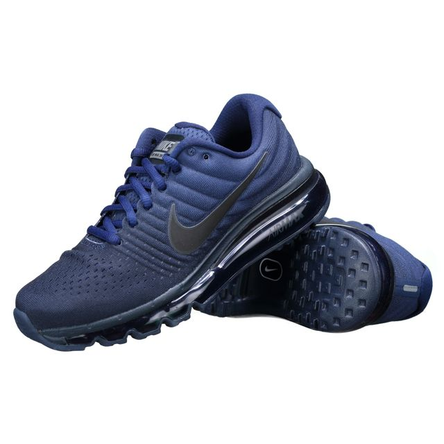 Nike - Basket Air Max 2017 Gs 851622 - 403 Marine