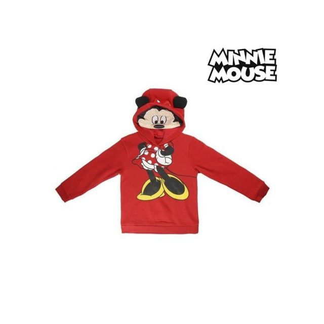 Minnie Sweat à capuche enfant Mouse 3436 taille 6 ans